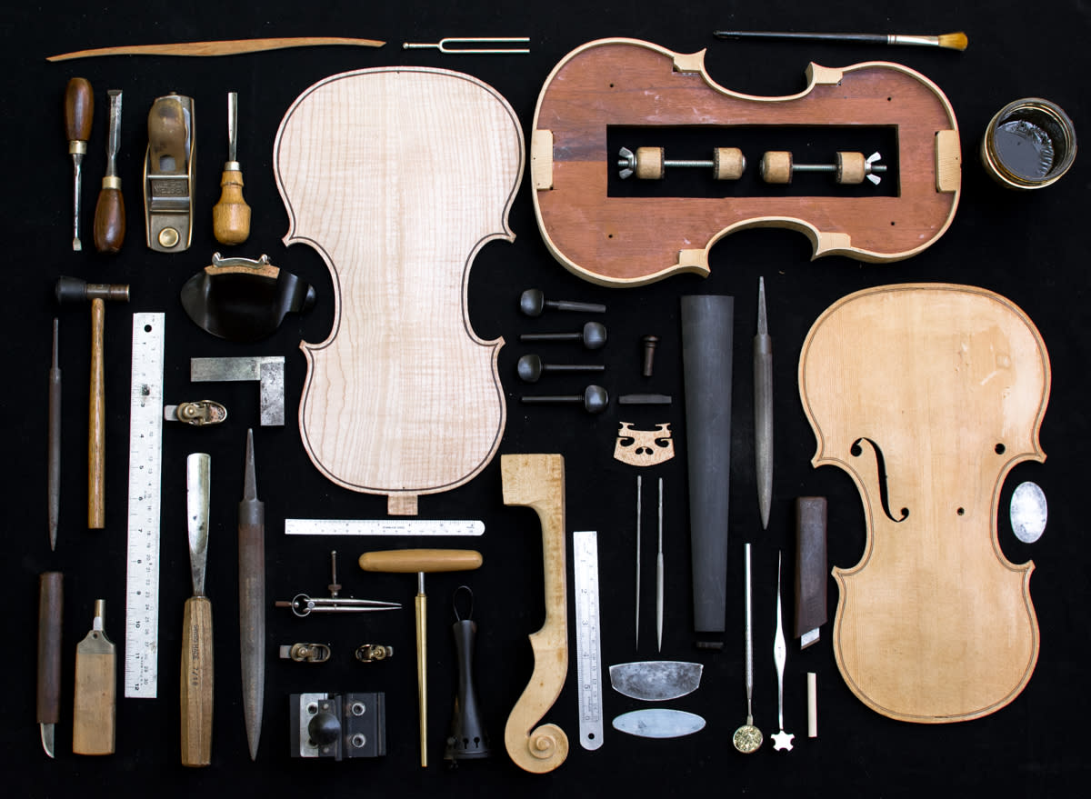 Handmade Instruments - Sola Violins