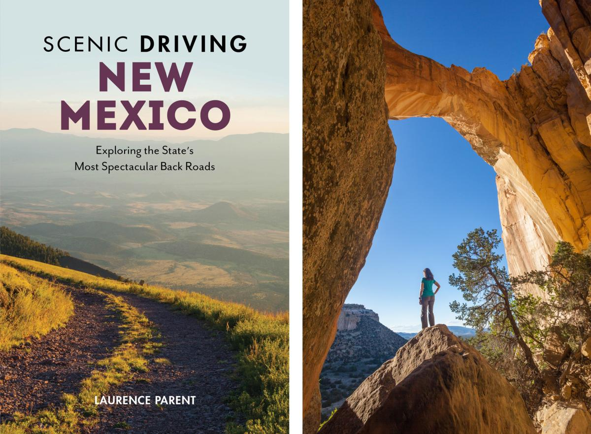 Scenic Driving New Mexico: Exploring the State's Most Spectacular Back Roads, Drive #14, El Malpais NCA, New Mexico Magazine