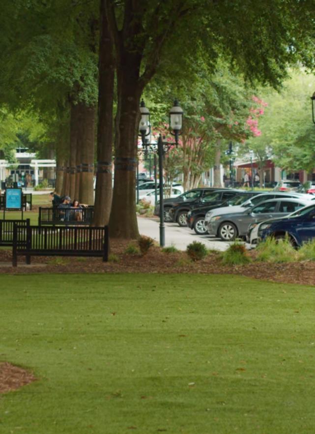 Main Street Moments: Huntersville