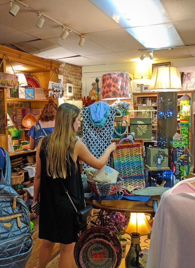 The Village Store in  Davidson
