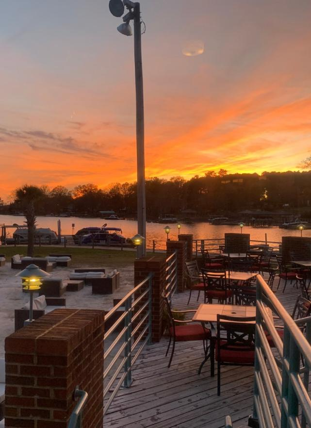Port City Club Sunset