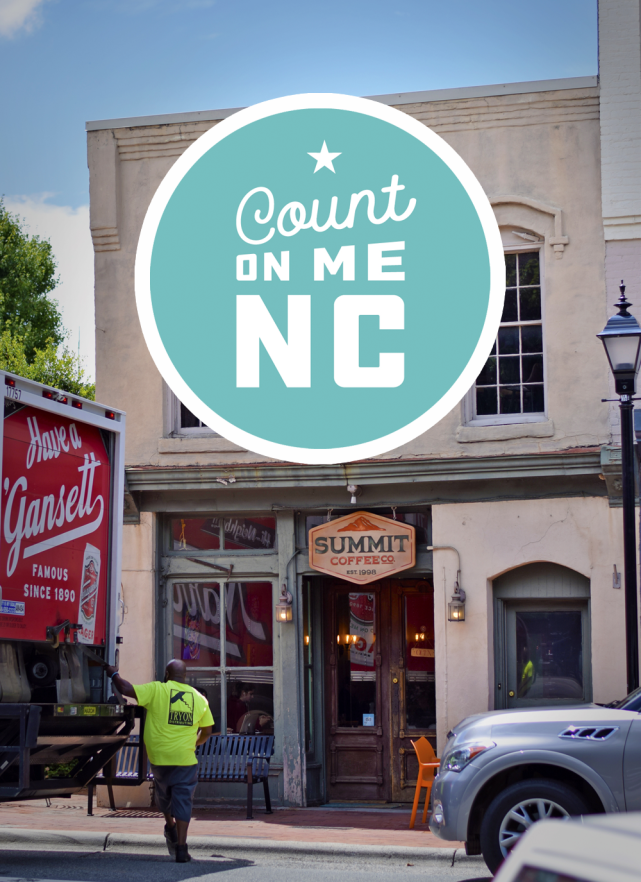 Count on Me NC - Summit Coffee