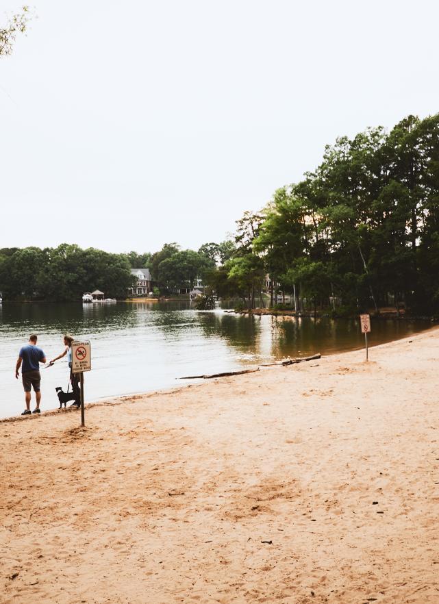 Jetton Park Beach