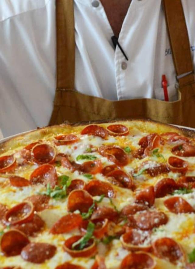 Mandolino's Pizza