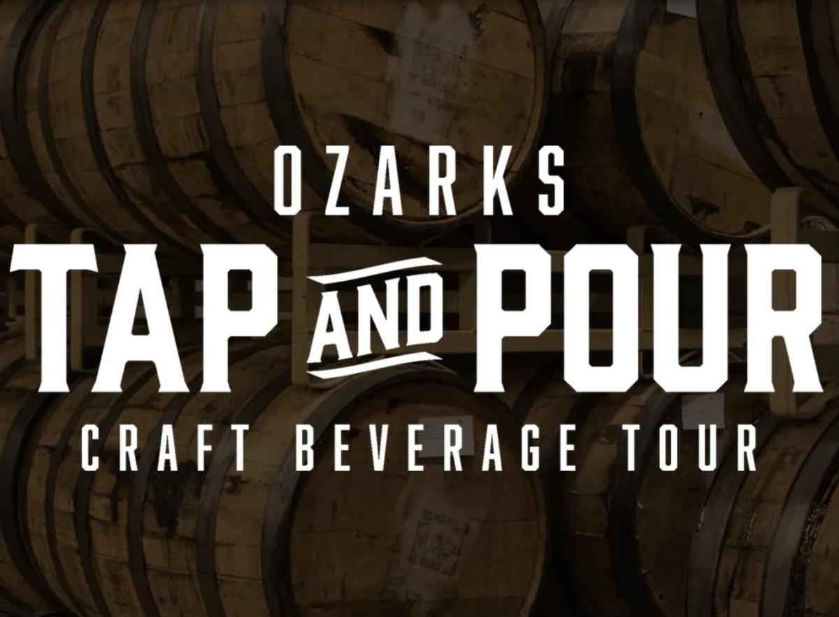 Ozarks Tap & Pour Craft Beverage Tour