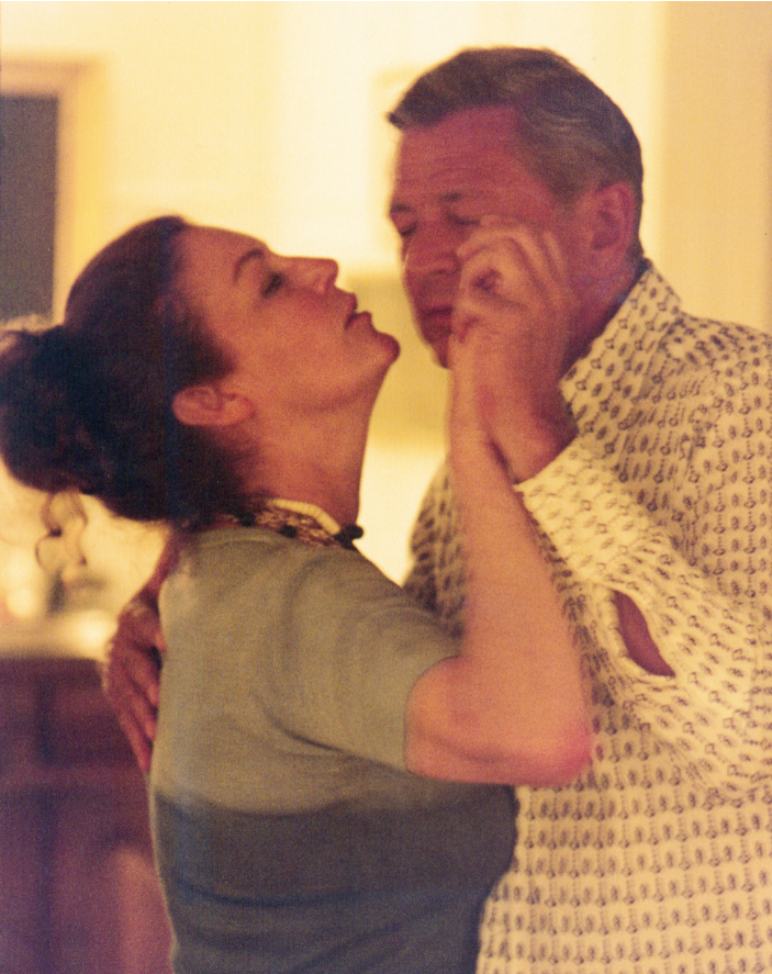 Ava dancing with her secretary Jack Fixa