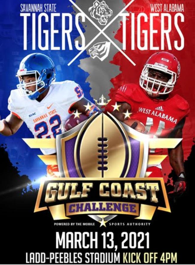 Gulf Coast Challenge Spring 2021
