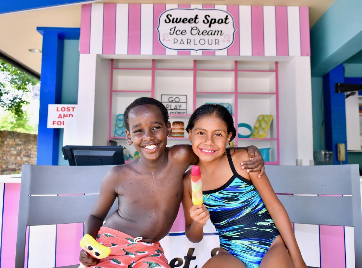 Sweet Spot at The Woodlands Resort