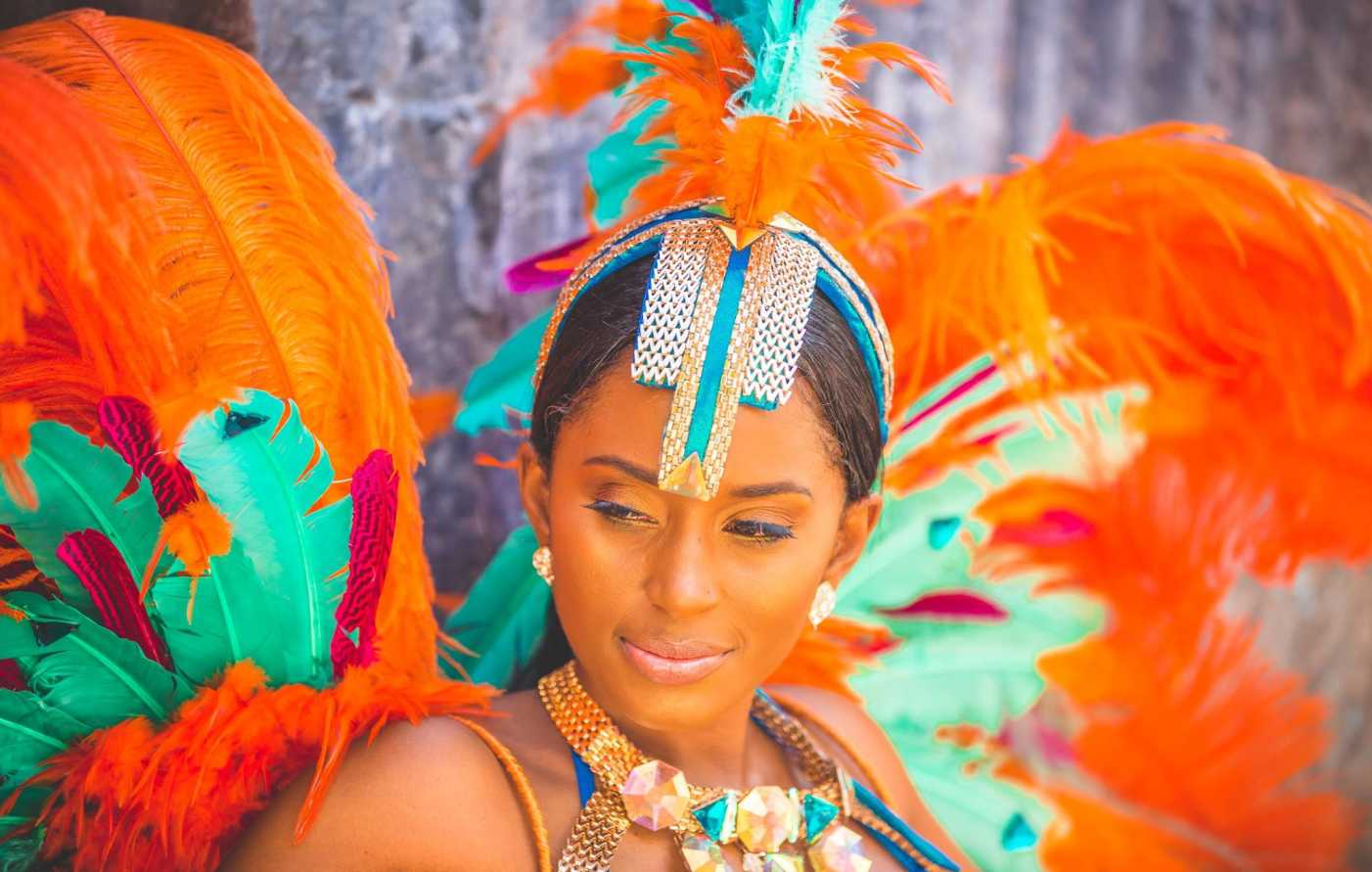 Bacchanal Frenchmen Costumes 2018 carnival