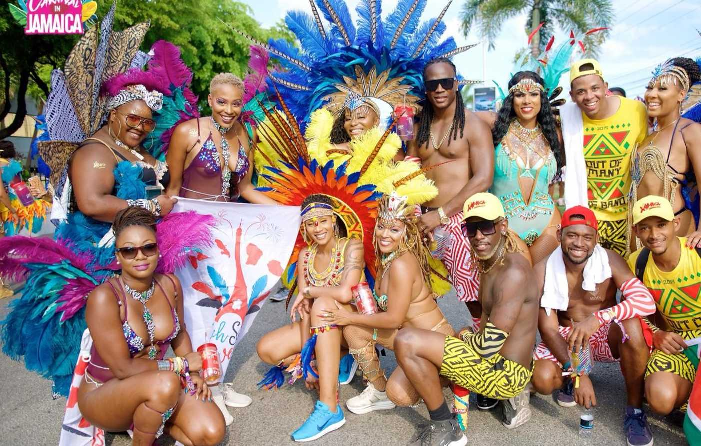 Carnival in Jamaica Home