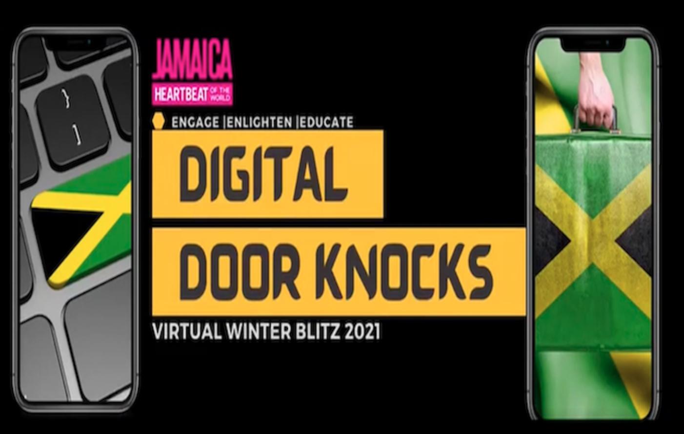 Digital Door Knock