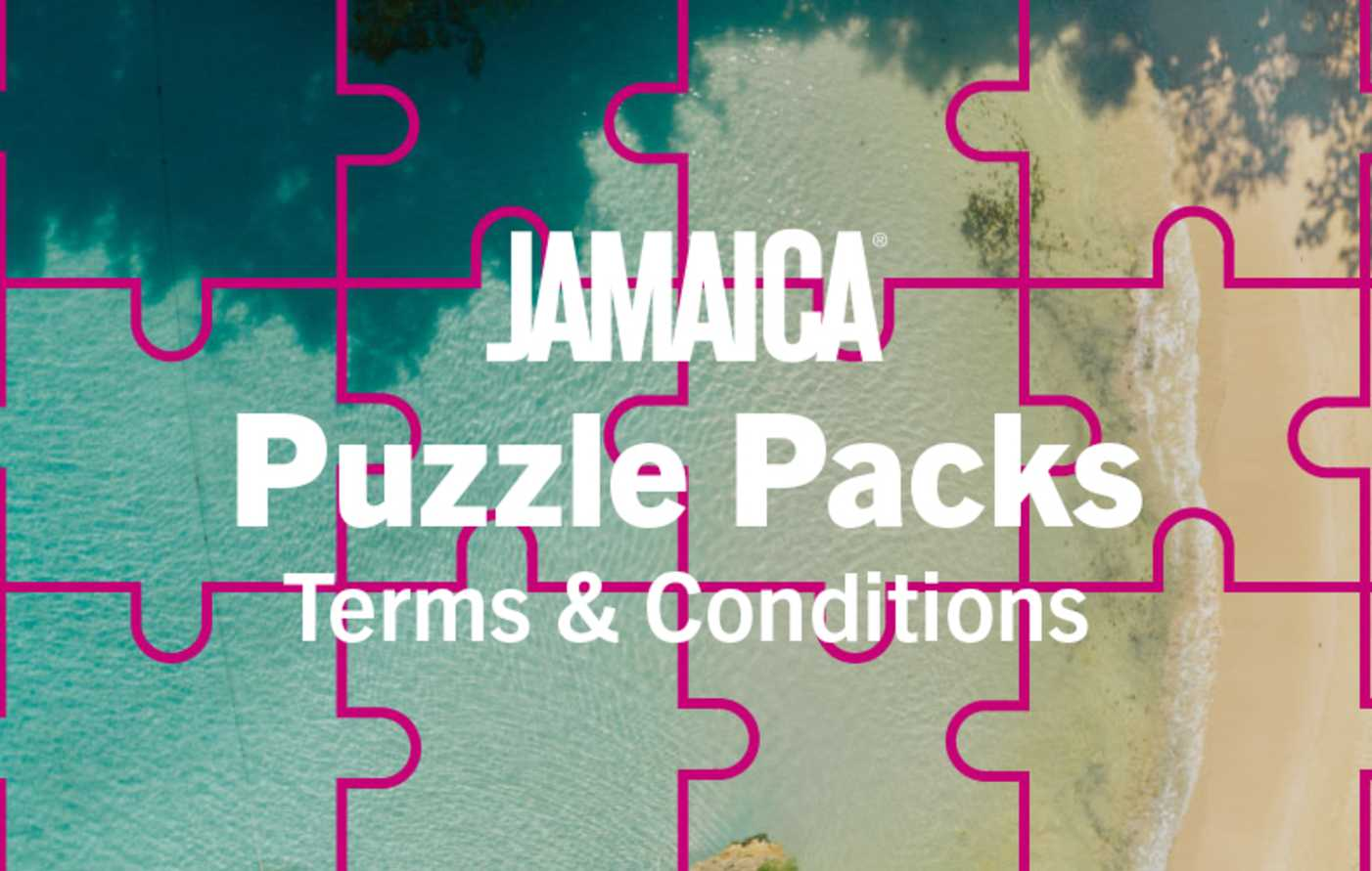 Puzzle Packs T&C Header