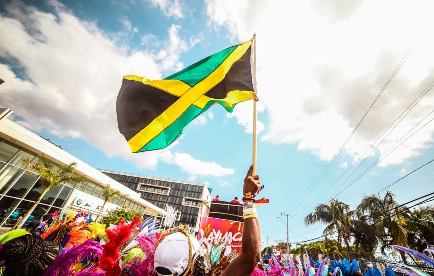 Carnival in Jamaica News Header