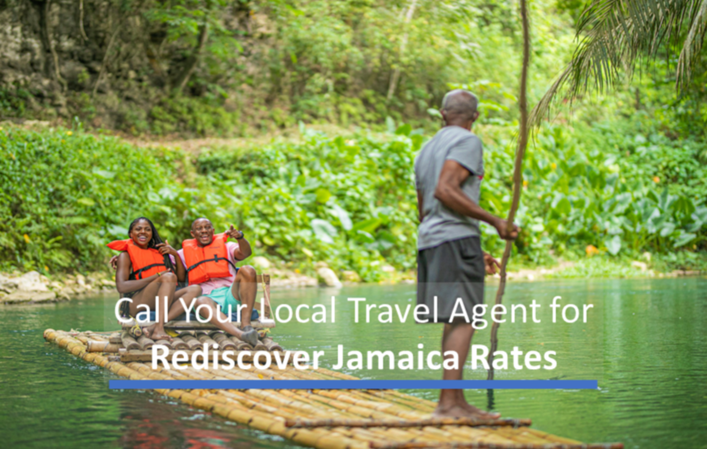 Rediscover Jamaica