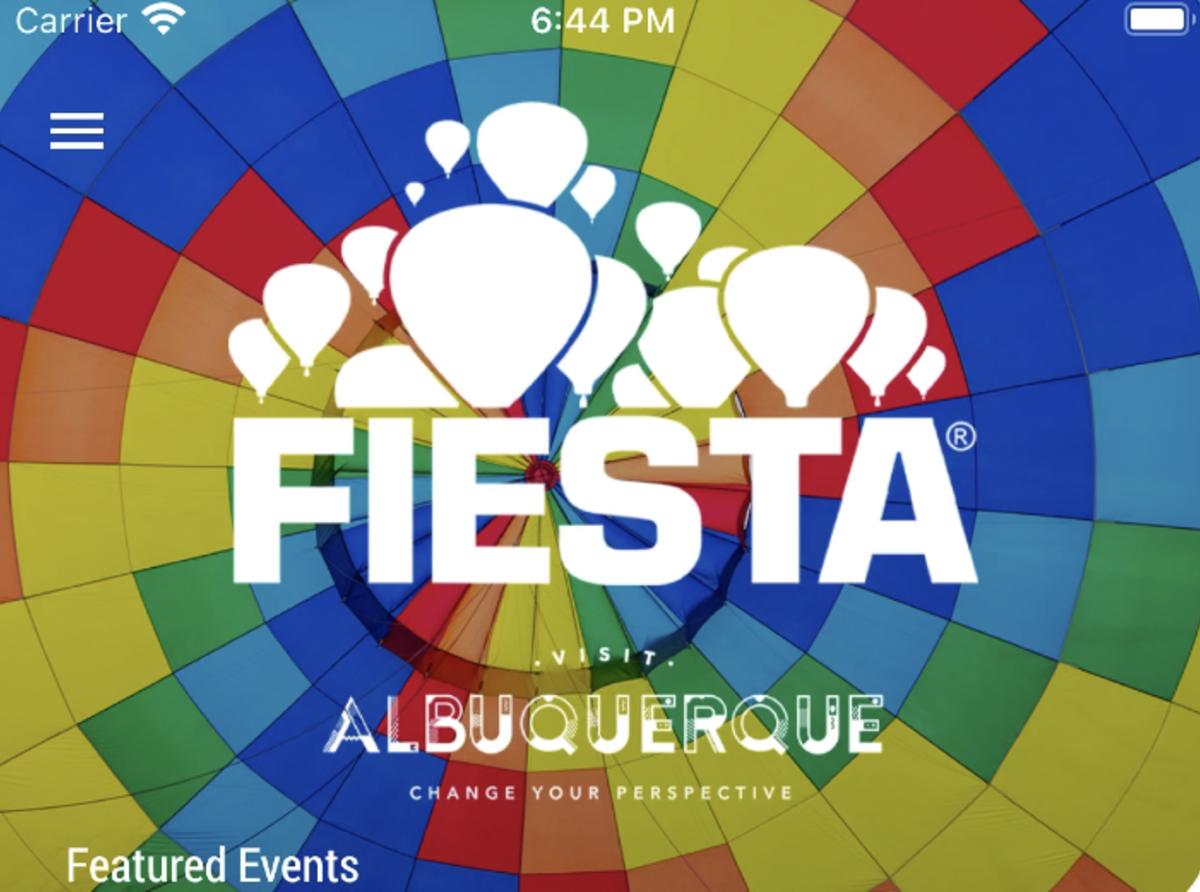 Balloon Fiesta Mobile App