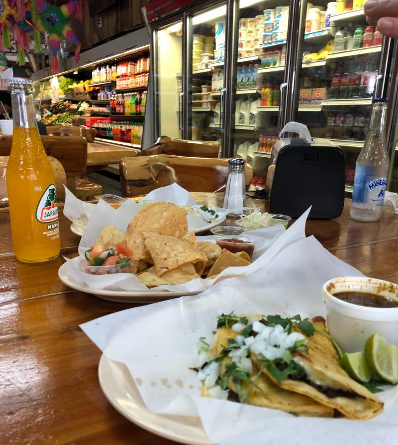 Tortilleria San Antonio Birria Tacos