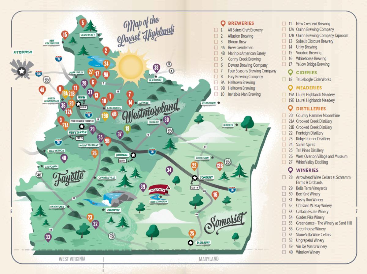 Pour Tour 2.0 Map