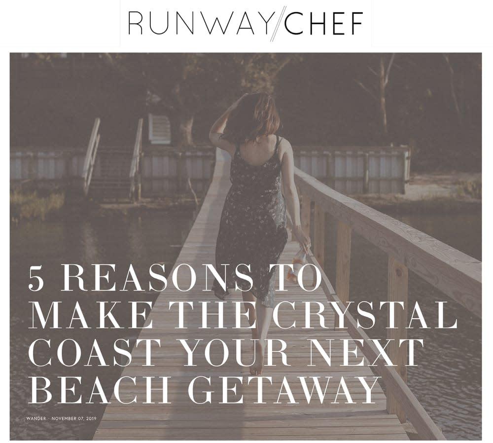 Runway Chef