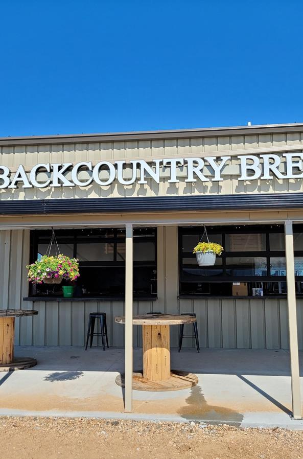 Head in for a taste of the newest beer on the block, which opened the summer of 2020 in Plover, Wisconsin.