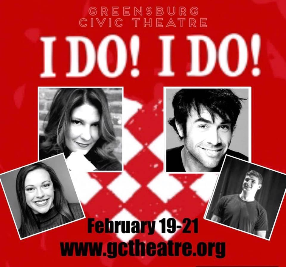Greensburg Civic Theatre Feb. 2021 show