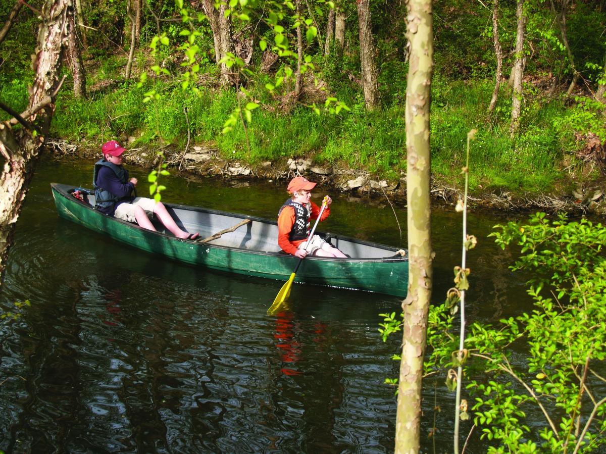 Canoeing - Limestone County Canoe_Kayak Trail.JPG
