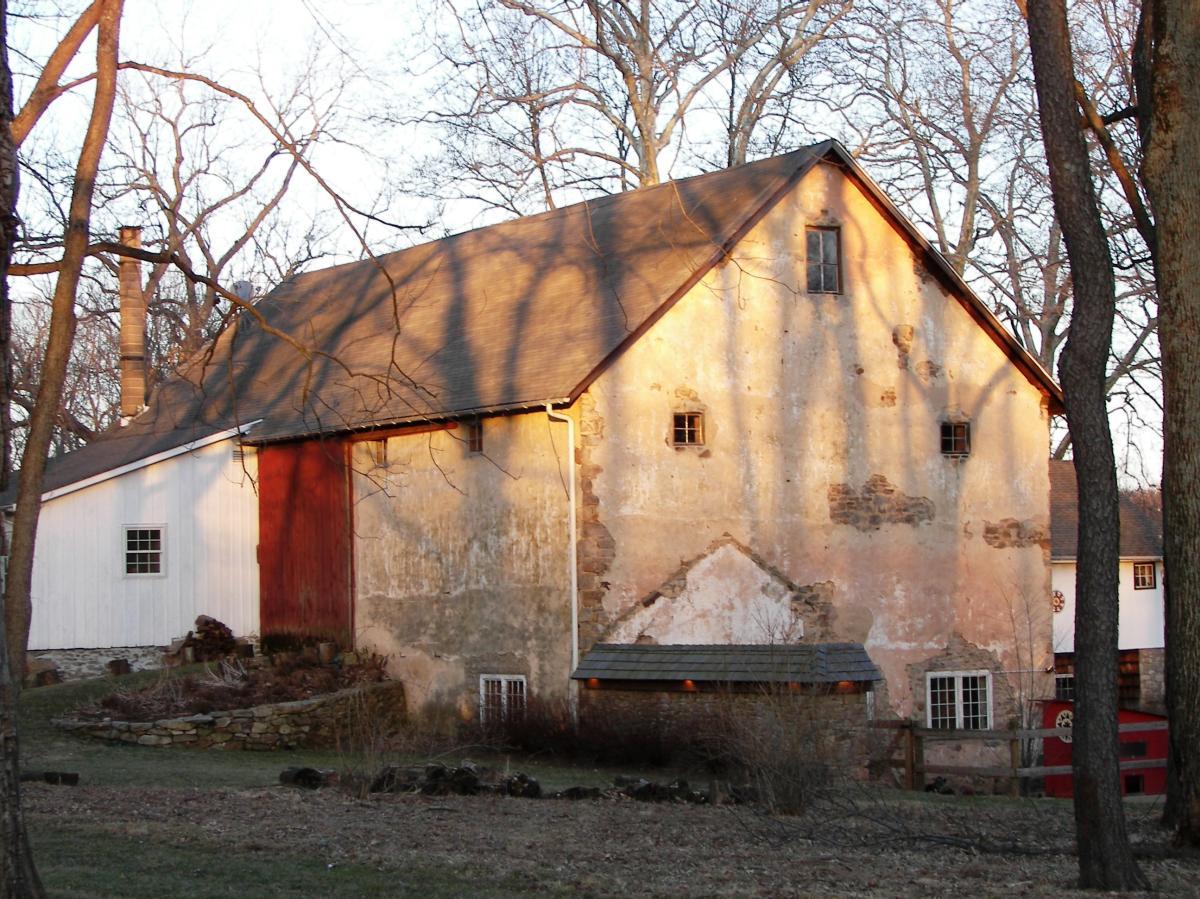 Ash Road Barn