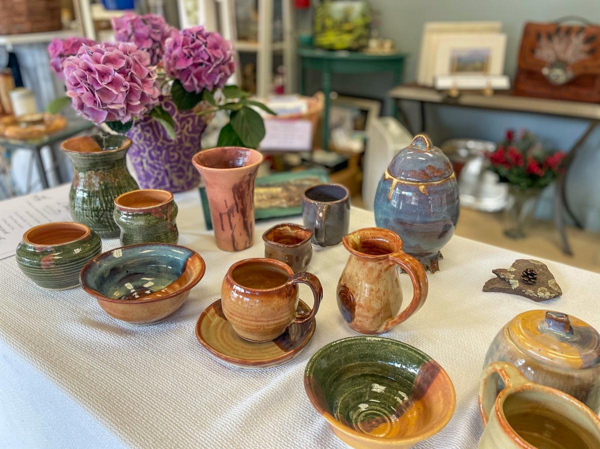 Pottery Art Class at Durango Creative District