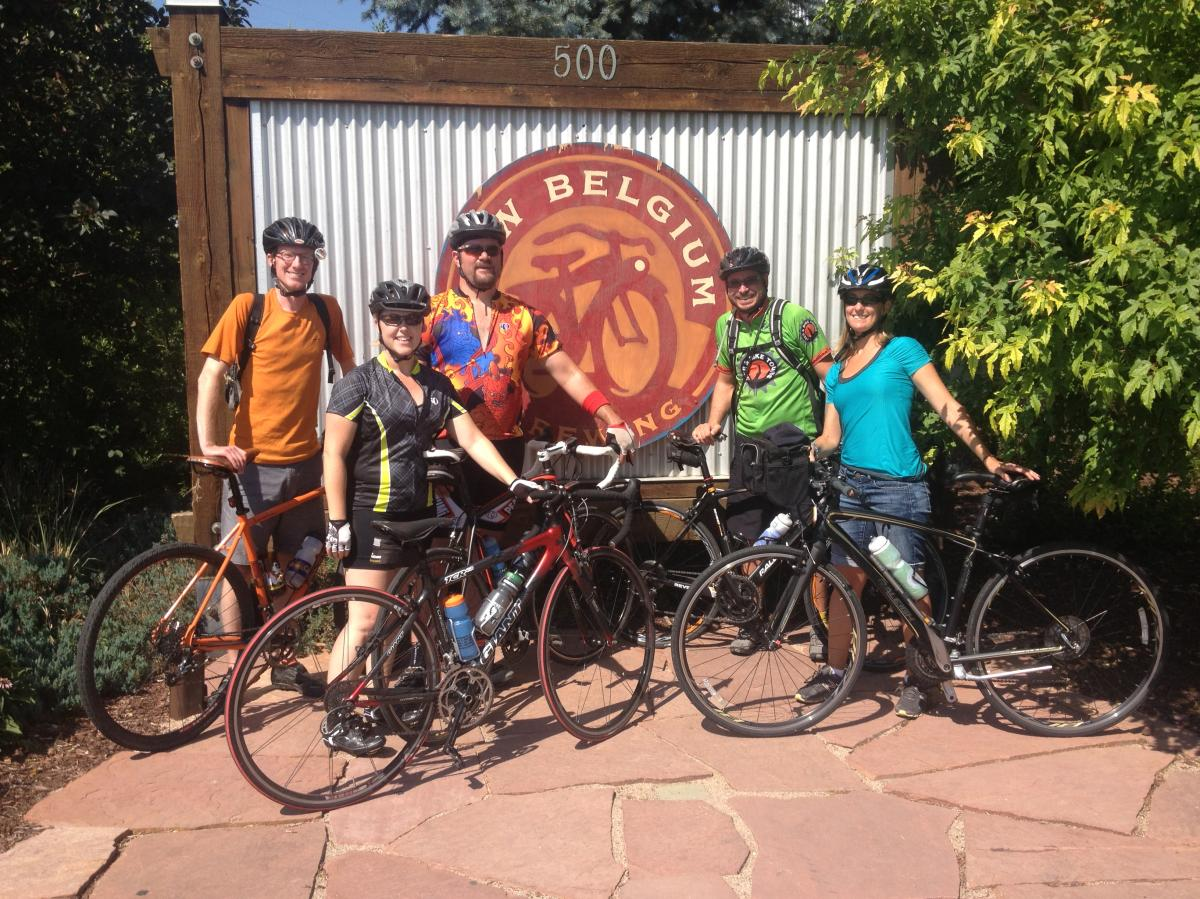 Beer and Bike Tours