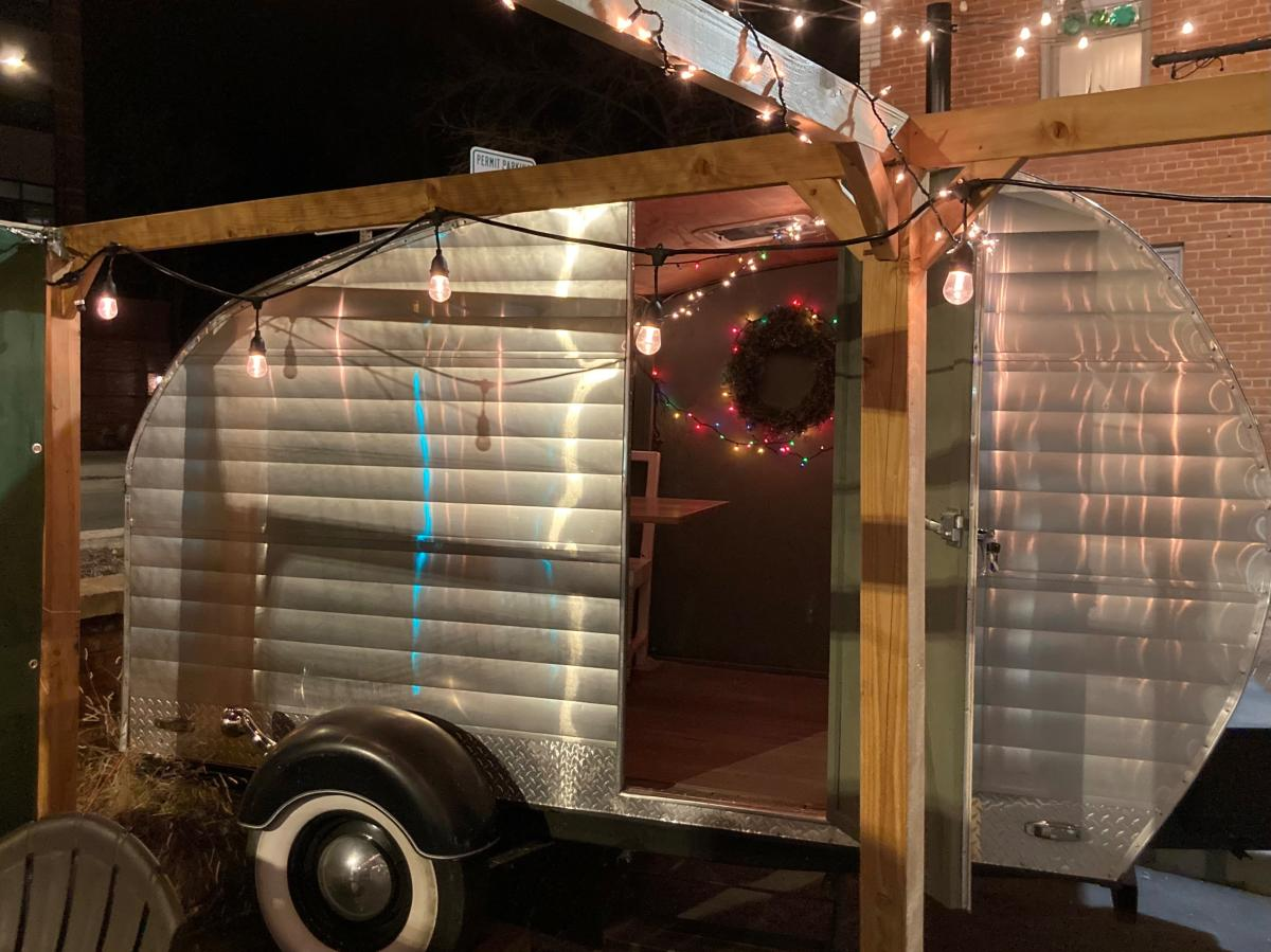 The Regional Outdoor Dining Trailer