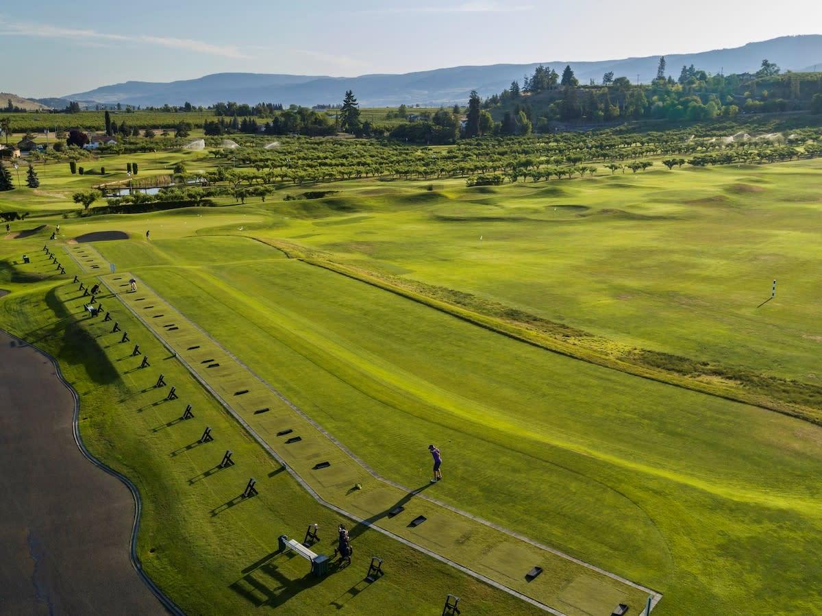 The Harvest Golf Club - Practice Range