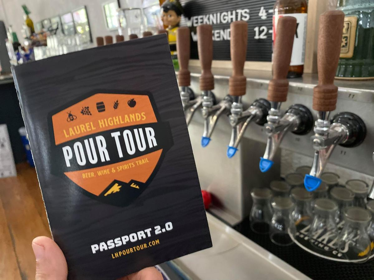 Passport 2.0 Laurel Highlands Pour Tour