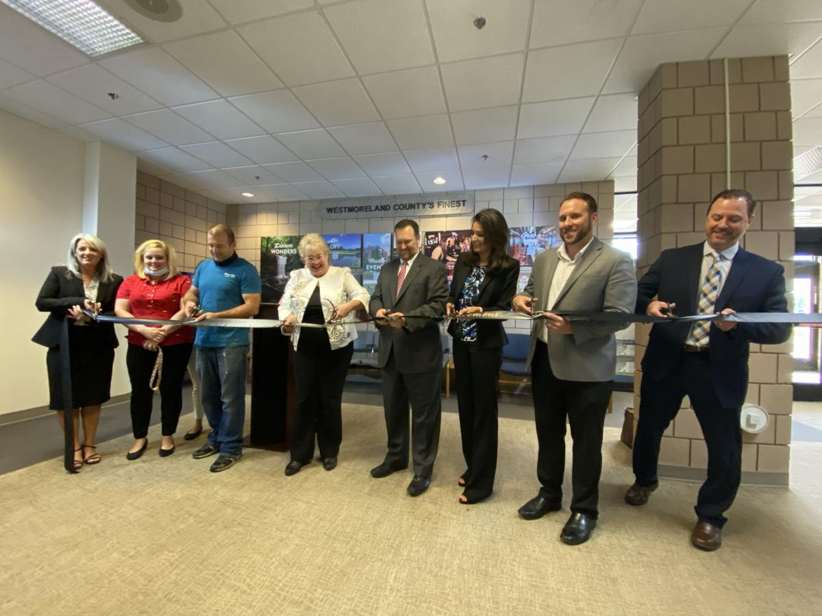 Ribbon cutting to celebrate new enhancements to Arnold Palmer Regional Airport