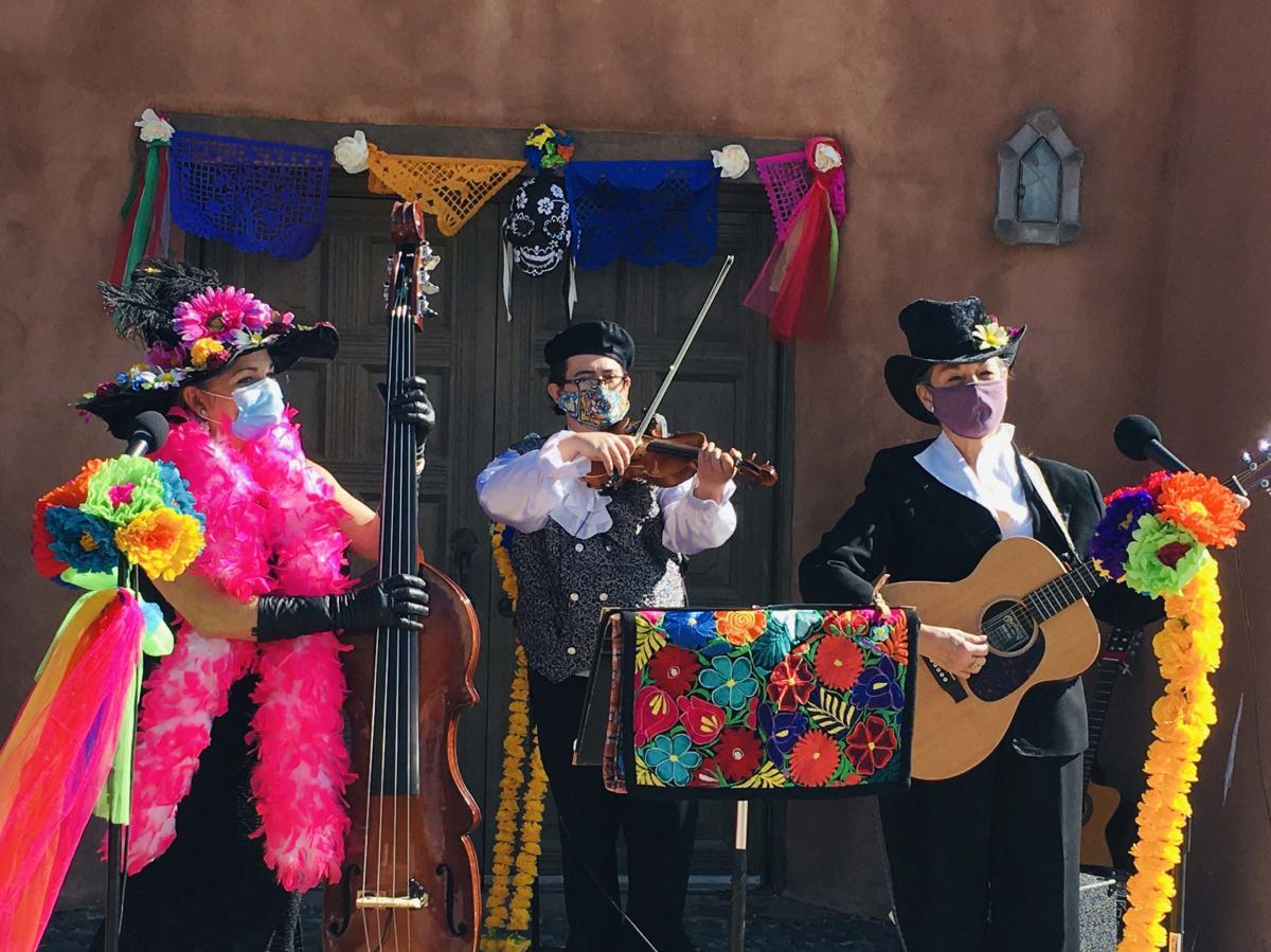 MOIFA Hosts Virtual Día de los Muertos Concert Featuring Las Flores del Valle