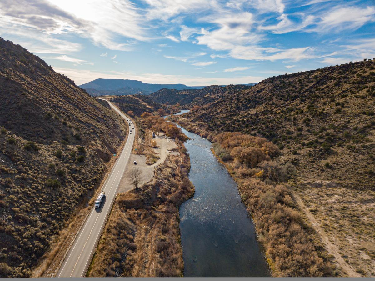 Rio Grande - Taos/Embudo
