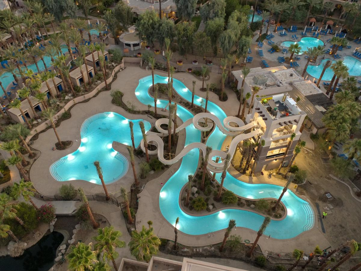 Hy Tides at Hyatt Regency Indian Wells