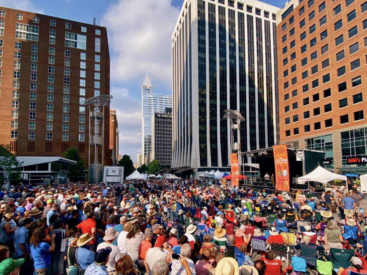 Wide Open Bluegrass 2019