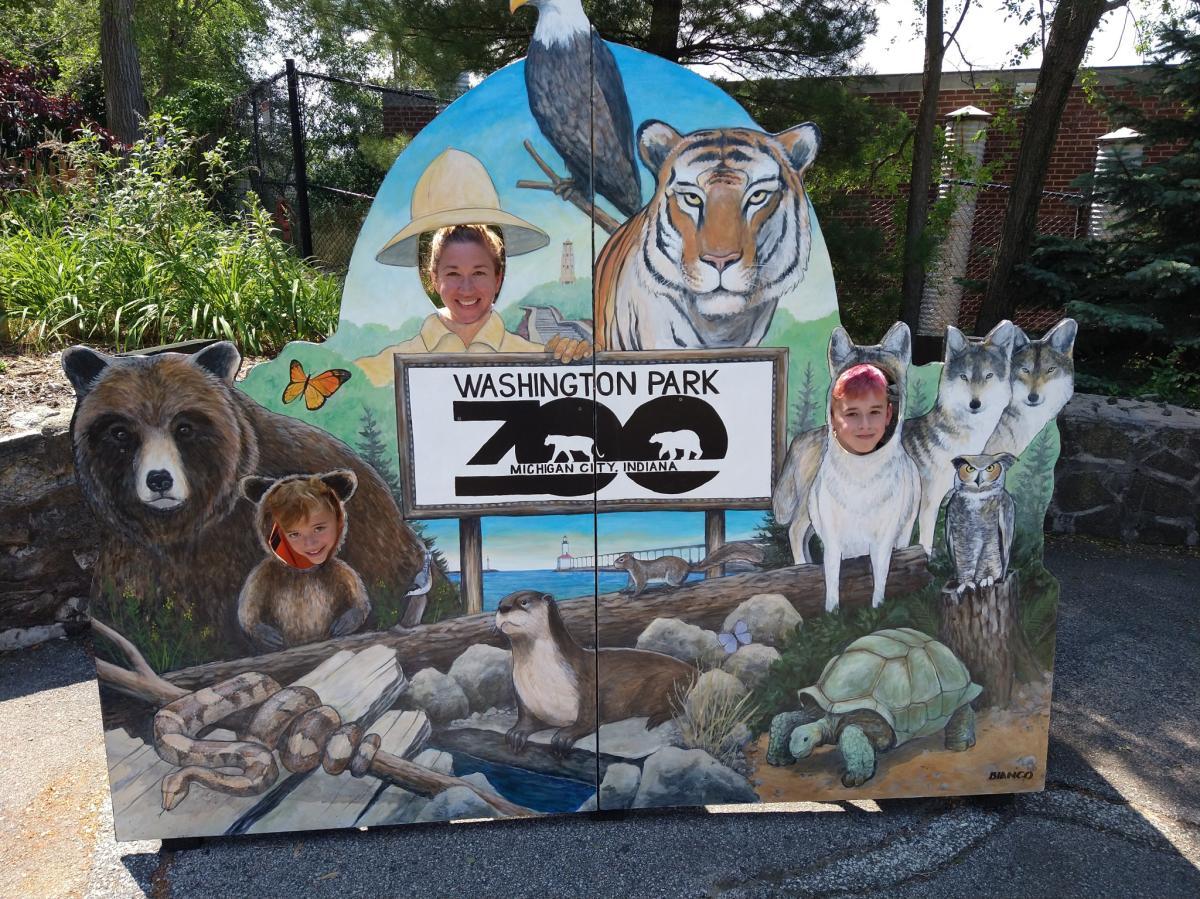 Yes Day in NWI - Washington Park Zoo