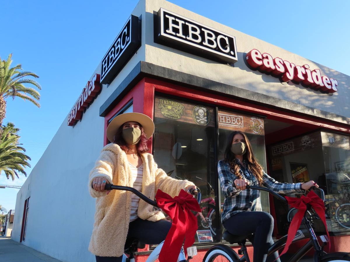 Huntington Beach Bicycle Company in Huntington Beach