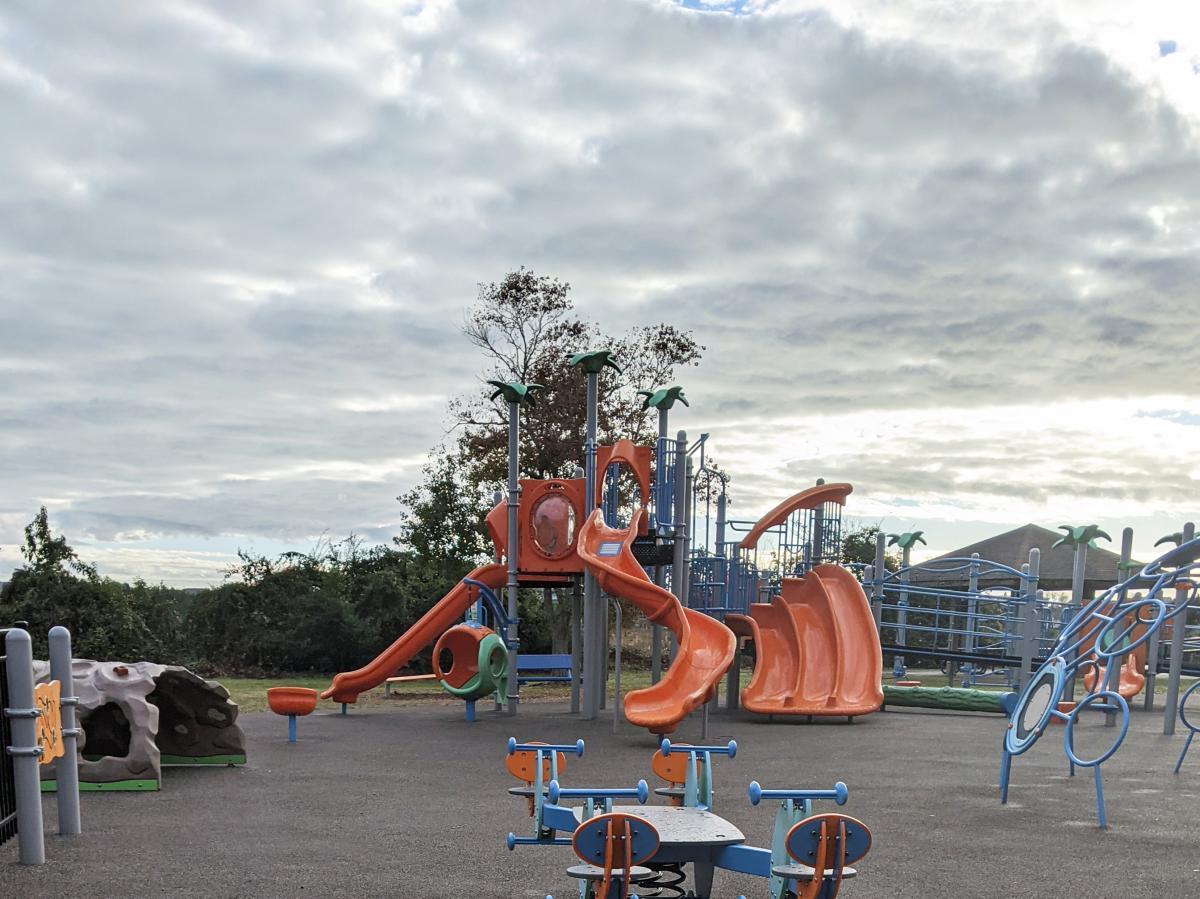 Wrightsville Beach Park Playground