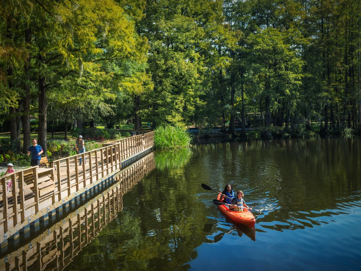 Wilmington Greenfield Lake
