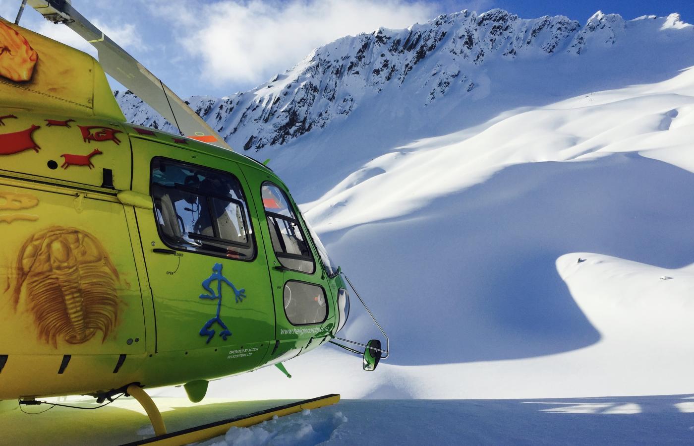 Heli Glenorchy Heli Ski