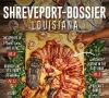 Cover of Shreveport-Bossier Travel Magazine 2021 with grilled alligator