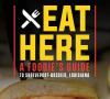 Shreveport-Bossier's Eat Here Guide brochures