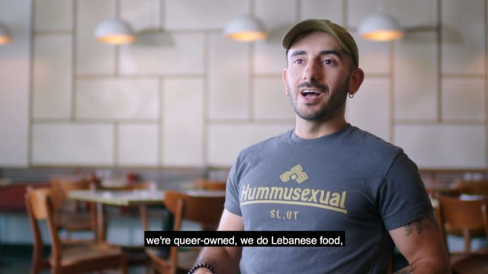 Moudi Sbeity of Laziz Kitchen - Salt of the Earth: The People and Places of Salt Lake