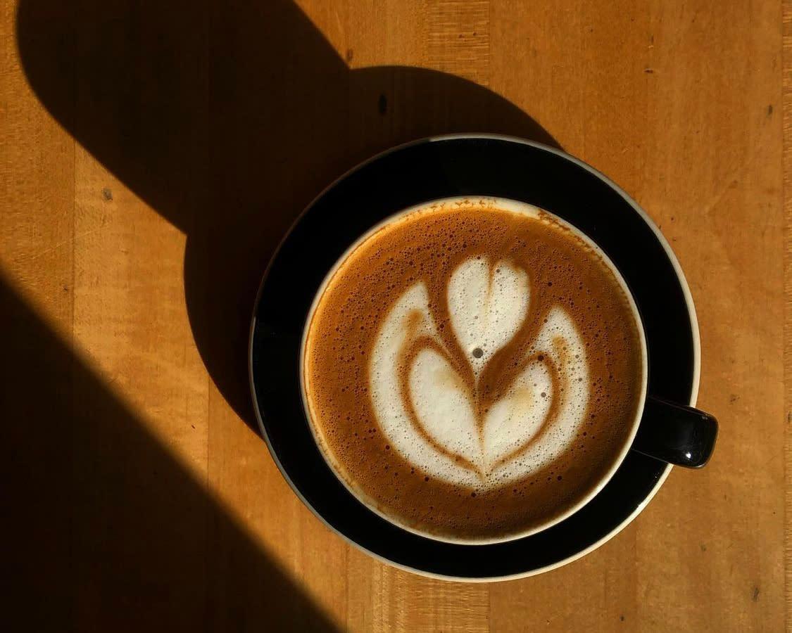 Macchiato from One Line Coffee