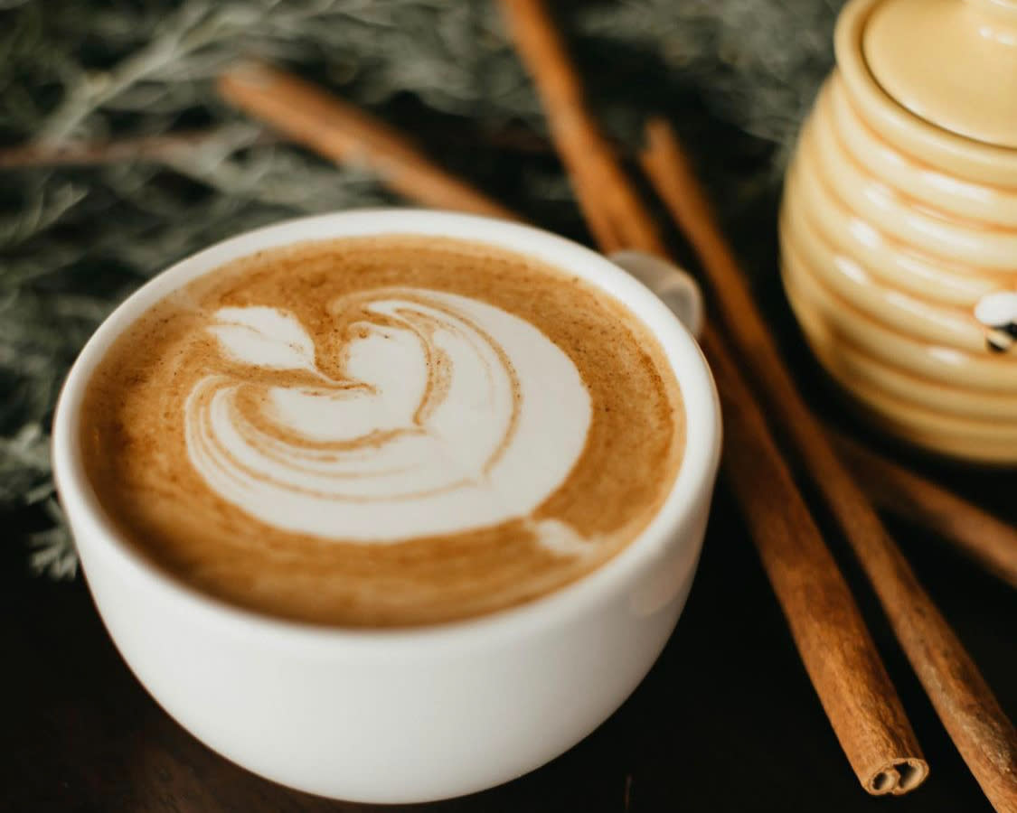 Third Way Cafe Spiced Honey Latte