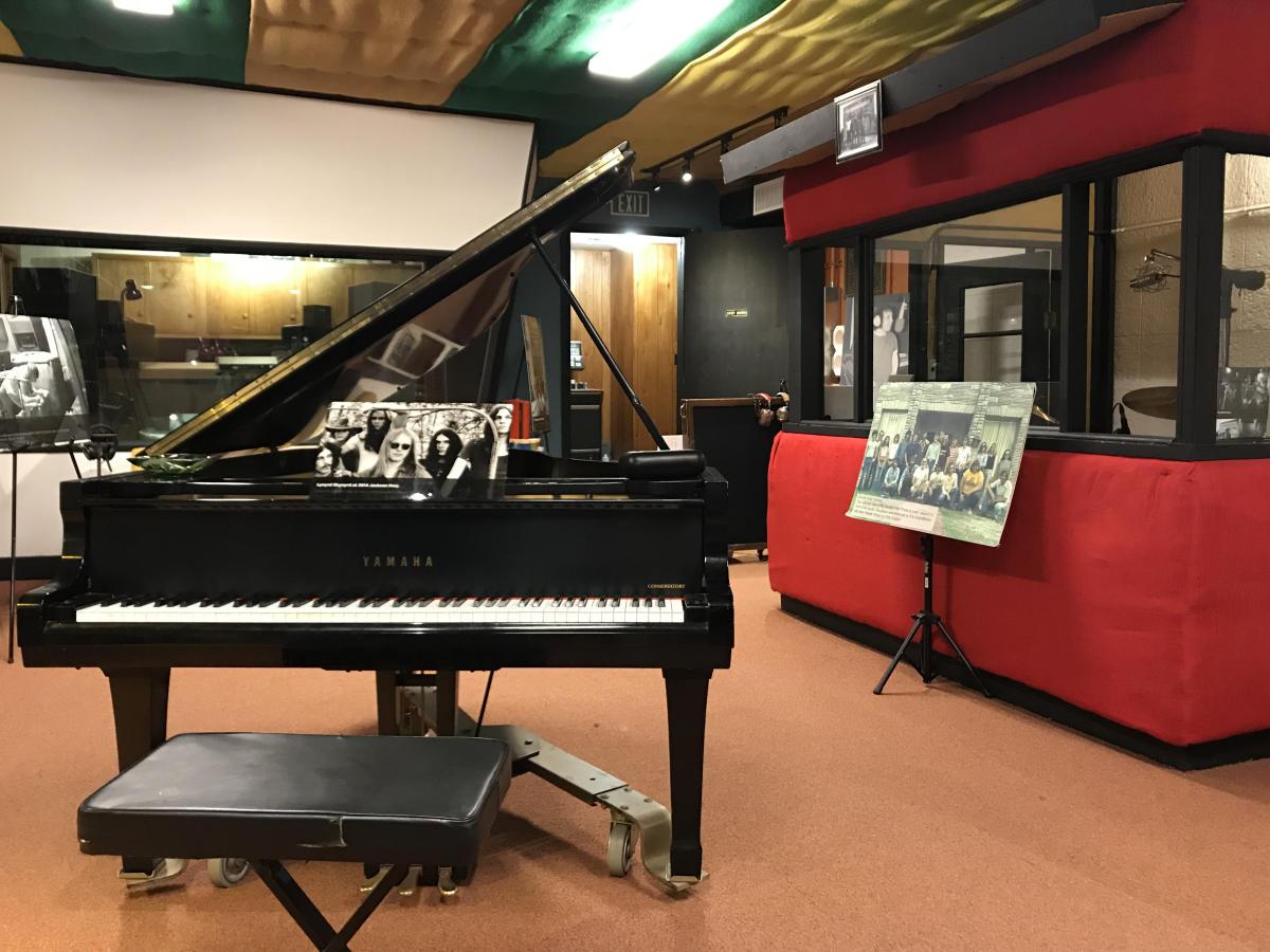 muscle shoals sound studio