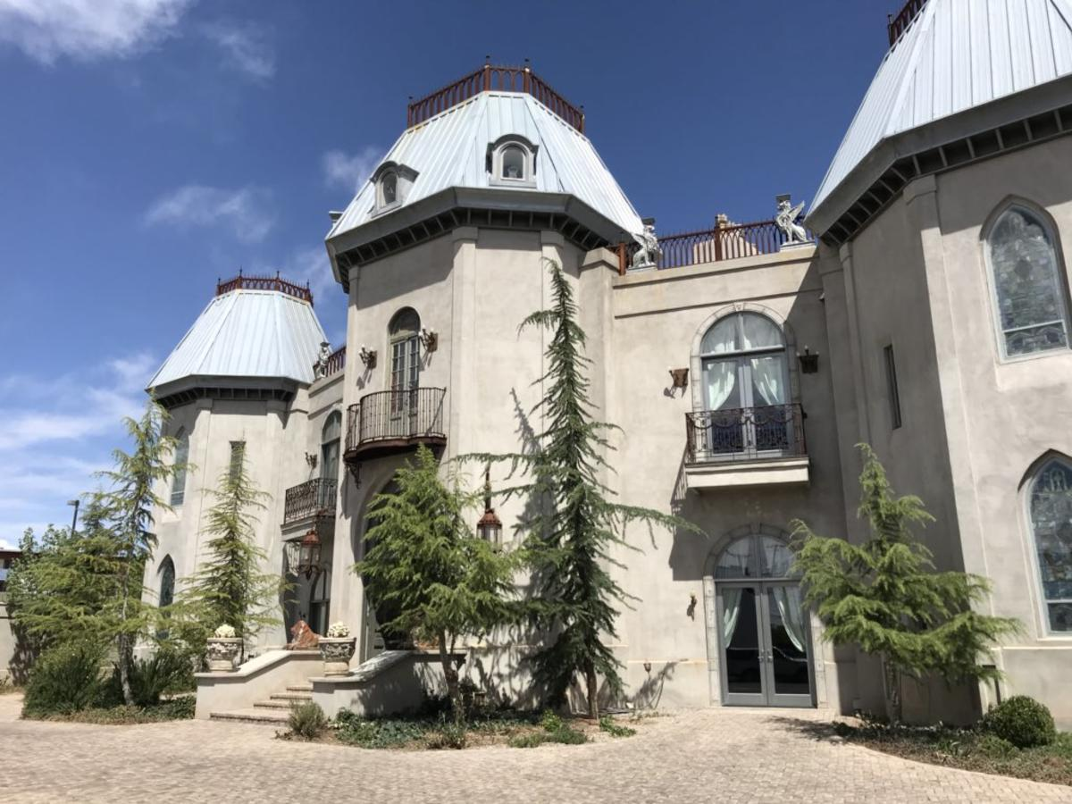 The Turquoise Museum Announces Move to Gertrude Zachary Castle