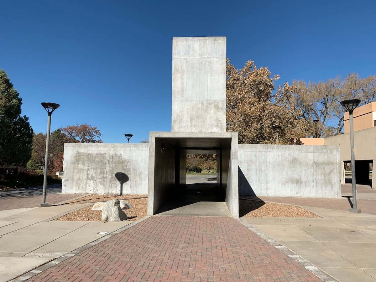 Center of the Universe at UNM