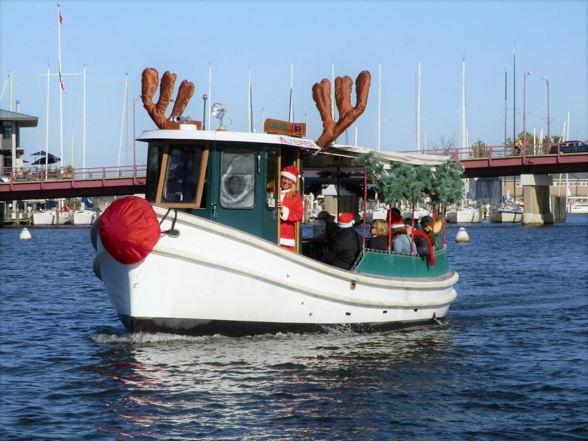 Reindeer Boat Tour